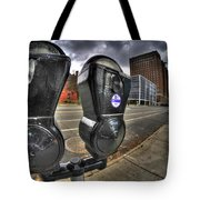 Meter Demons Tote Bag
