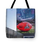 Metlife Stadium Box Office Tote Bag