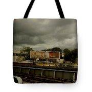 Metropolitan Transit Tote Bag