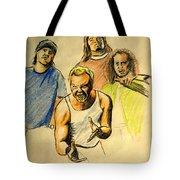 Mettalica Tote Bag