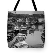 Mevagissey Cornwall Tote Bag