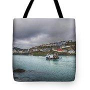Mevagissy Cornwall Tote Bag
