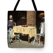Mexican Antique Family Tote Bag