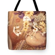 Mexican Bean Pot Tote Bag