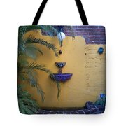 Mexican Courtyard Tote Bag