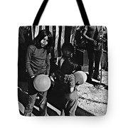 Mexican Day Armory Park Tucson Arizona 1973 Tote Bag