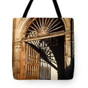 Mexican Door 27 Tote Bag