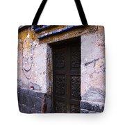 Mexican Door 34 Tote Bag