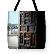 Mexican Door 35 Tote Bag