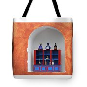 Mexican Facades Tote Bag