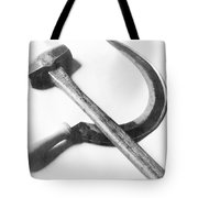 Mexican Revolution Hammer And Sickle Tote Bag