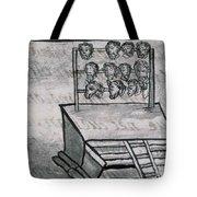 Mexico - Skull Rack Tote Bag