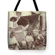 Mexico Market, C1915 Tote Bag