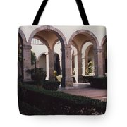 Mexico Orphanage 2 By Tom Ray Tote Bag