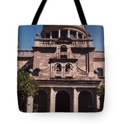 Mexico Orphanage 3 By Tom Ray Tote Bag