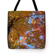 Mezmerizing Mix Of Color And Texture Tote Bag