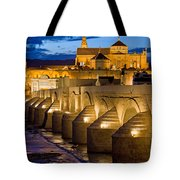 Mezquita Cathedral In Cordoba Tote Bag