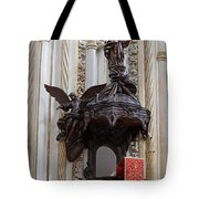 Mezquita Cathedral Pulpit In Cordoba Tote Bag