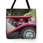 Mg Engine Tote Bag