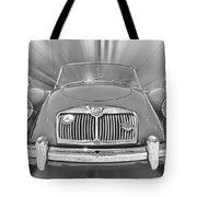 Mg Mga Sports Car Tote Bag