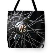 Mg Wheel Tote Bag
