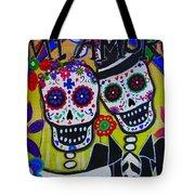 Mi Amor Dia De Los Muertos Wedding Tote Bag