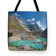 Miage Lake Tote Bag