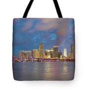 Miami - The Magic City Tote Bag
