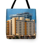 Miami Apartments Tote Bag