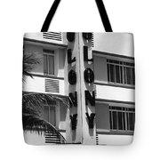 Miami Beach - Art Deco 17 Tote Bag