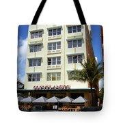 Miami Beach - Art Deco 43 Tote Bag