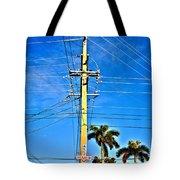 Miami Key West Tote Bag