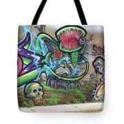 Miami Swamp Tote Bag