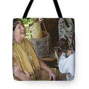Miccosukee Indian Tribe Tote Bag