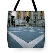 Michael Angelo's Campidoglio Tote Bag