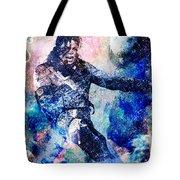 Michael Jackson Original Painting  Tote Bag