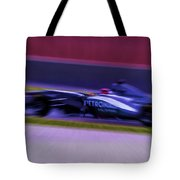 Michael Schumacher-2 Tote Bag by Marvin Spates