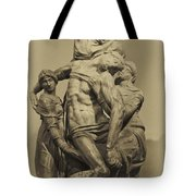 Michelangelo's Florence Pieta Tote Bag