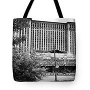 Michigan Central Station Tote Bag