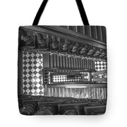 Michigan State Capital Stairwell Tote Bag