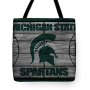 Michigan State Spartans Tote Bag