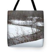 Michigan Stream Tote Bag
