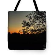Michigan Sunrise 01 Tote Bag