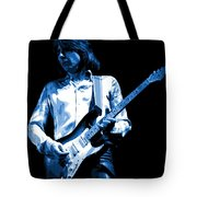 Mick Plays The Blues 1977 Tote Bag