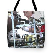 Mickey Hart Band Tote Bag