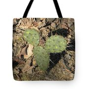 Mickey Mouse Cactus Tote Bag