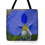 Mickey Mouse Flower Tote Bag