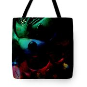 Mickey Mouse Lsd Tote Bag