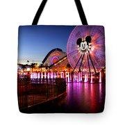 Mickey's Water Wheel Tote Bag