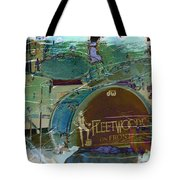 Mick's Drums Tote Bag